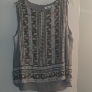Rose and Olive ladies Sleeveless top